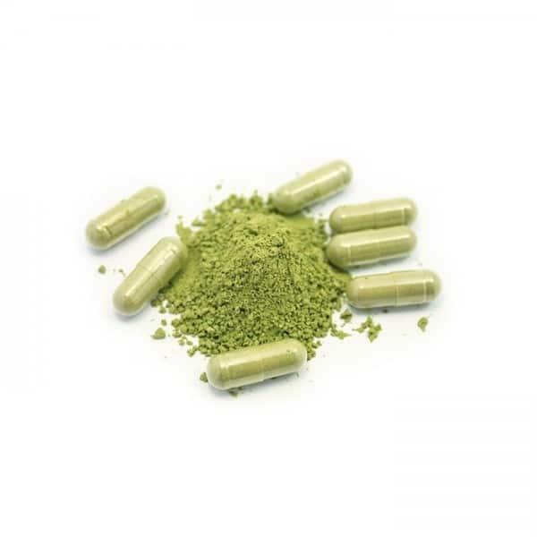 Phoria Green Malay Kratom Capsules