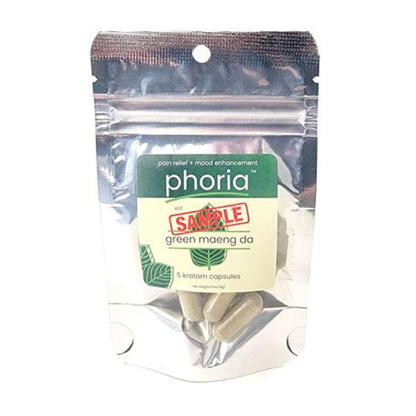 Free Green Maeng Da Kratom Samples